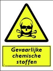Gevaarlijke chemische stoffen