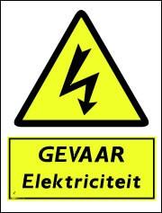 Gevaar electriciteit