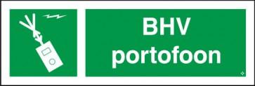 BHV portofoon