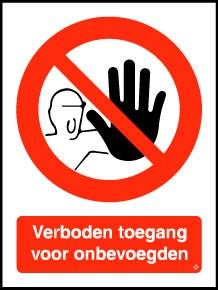 roken niet toegestaan specialist in verbodsborden