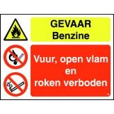Gevaar Benzine