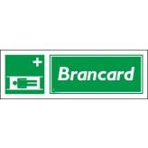 Brancard 30 x 10 cm