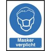 Masker dragen verplicht